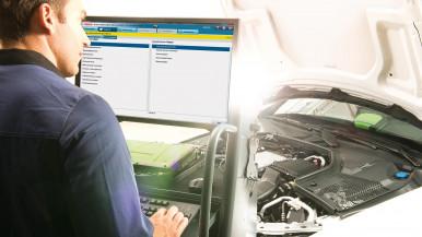 Online Vezérlőegységek programozása (PassThru) - Volvo