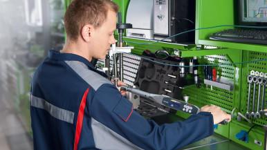 Online Bosch Common-Rail injektorok javítása 1-2. (1., 2. lépcső)